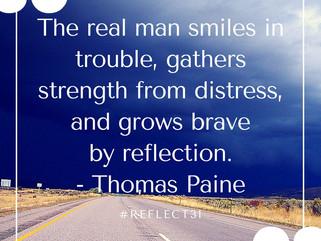 #REFLECT31 Day 30