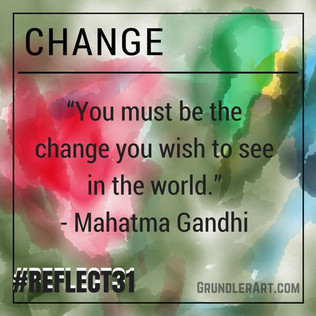 #Reflect31 Day 15