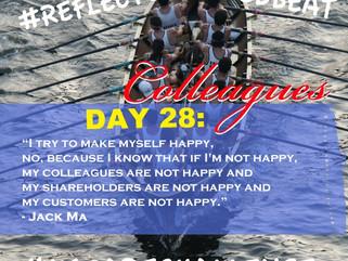 #REFLECT31 Day 28