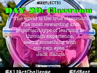 #REFLECT31 Day 29