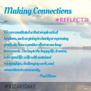 #Reflect31 Day 5