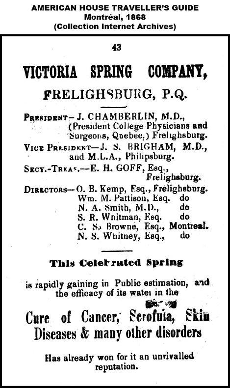 P-11 victoria-spring-co-1868-american-ho