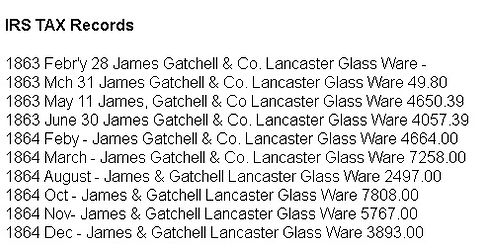 lancaster glass works