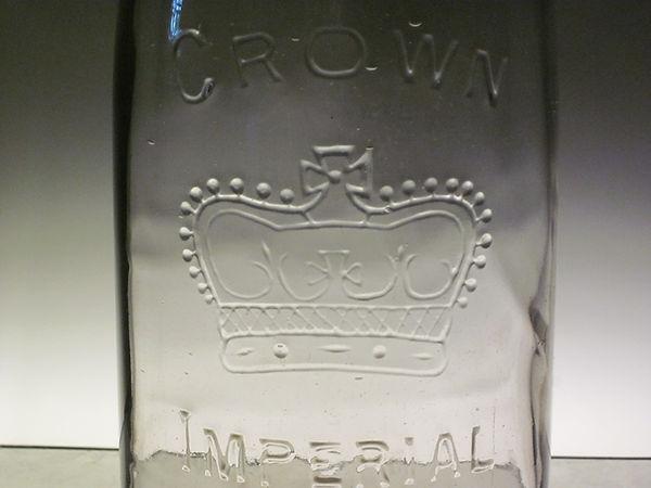 imperial half gallon fuit jar