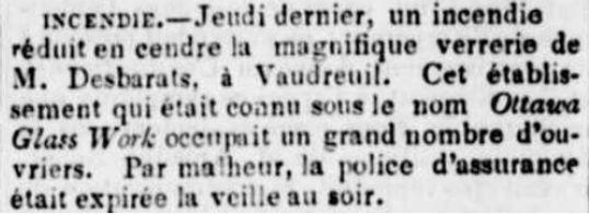 24- FIRE MAY 12 1858-LE JOURNAL DE QUEBE