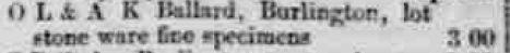 o l & a k ballard burlington vermont