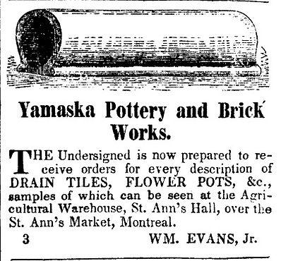 yamaska pottery