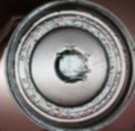 excelsor glass co fruit jar lid
