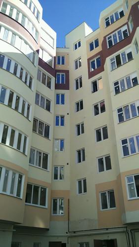 Жилой дом  на 5-й Вокзальной улице г.Ярославль