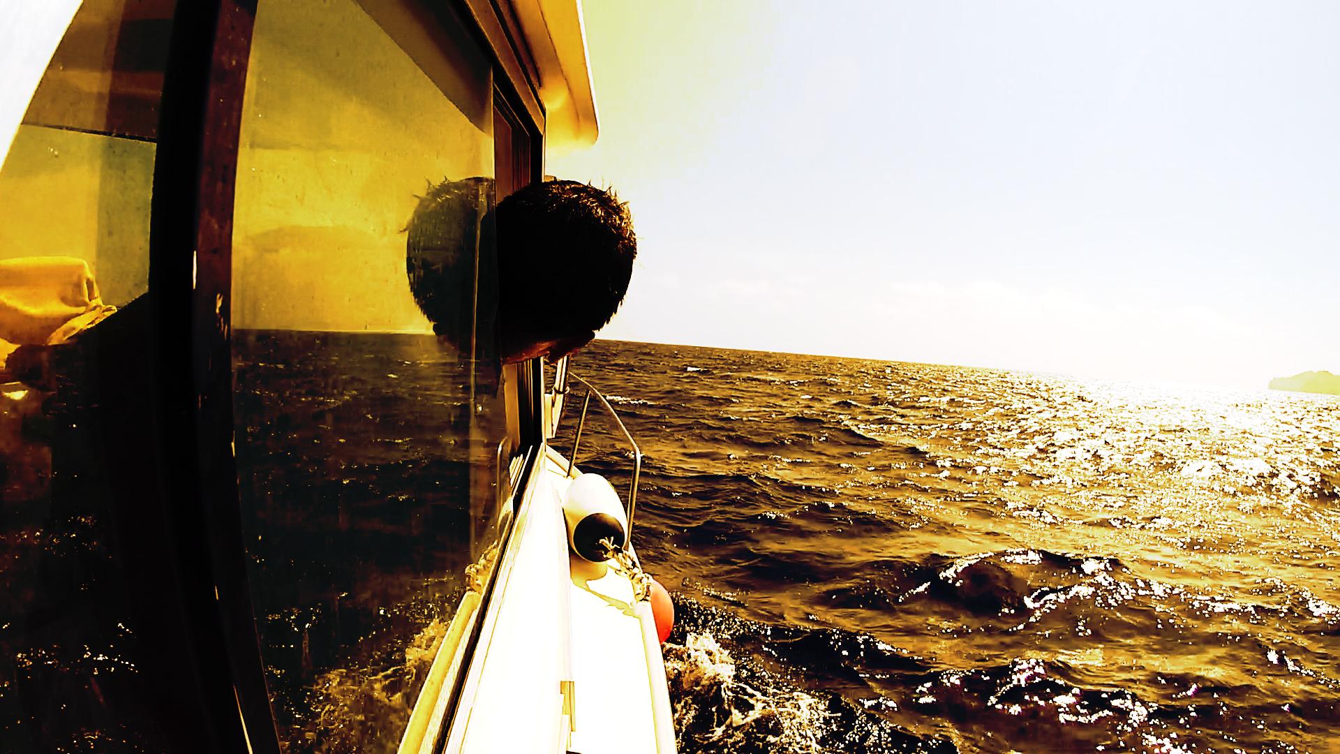 bateau pedro vitre or