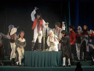 Две премьеры в Мариинском театре...