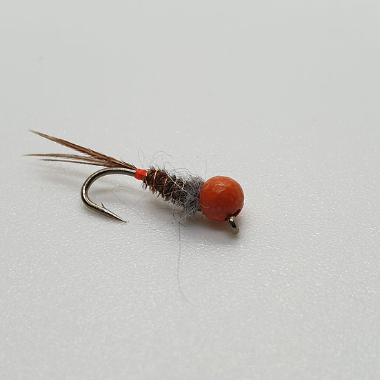 Tungsten Brown Nymph