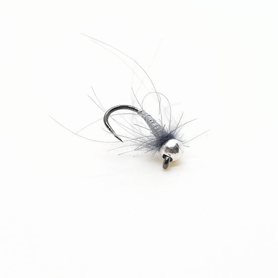 Silver CDC - Tungsten Jig Nymph