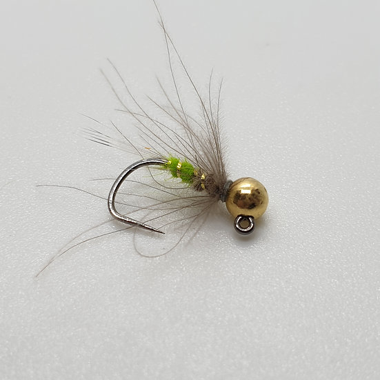 Tungsten CHART Jig Nymph