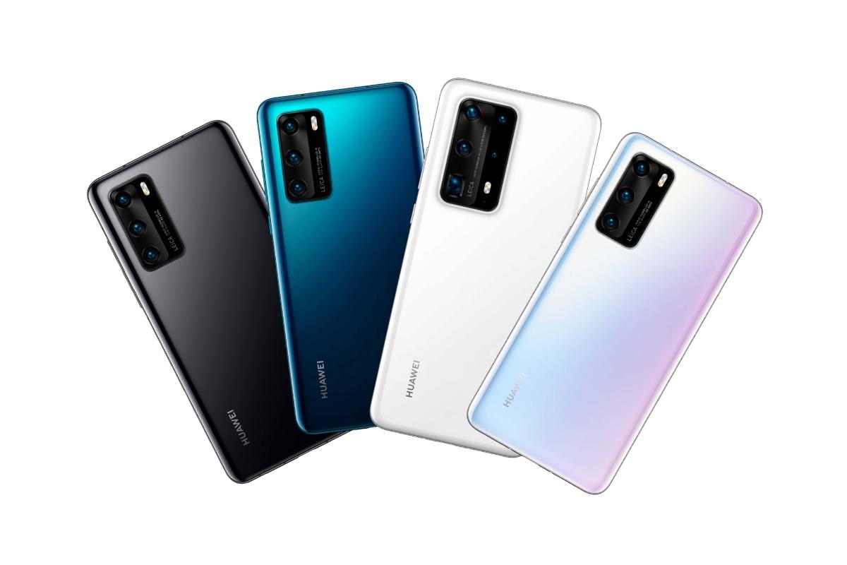 Huawei P40 Lite | P40 | P40 Pro