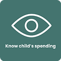 Taby track children expenses