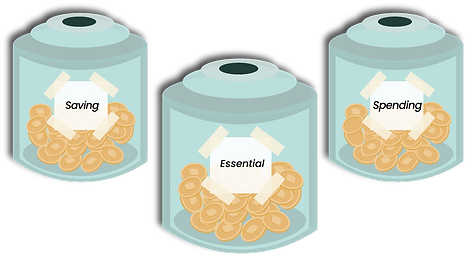 Money Jar system