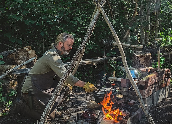 FIELD COOKERY CAMP