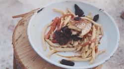 whitefish pasta