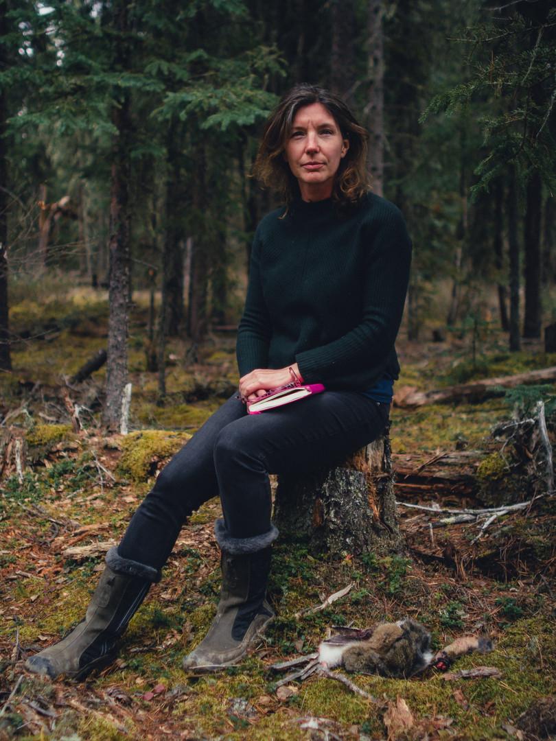 Jennifer Cockrall-King - writing and har
