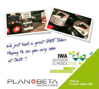 PlanBeta will attend IWA