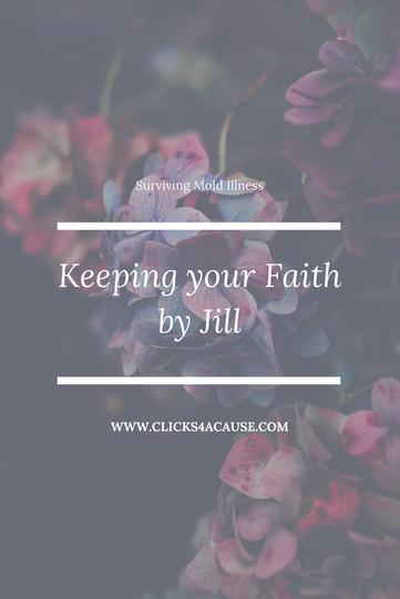 Keeping your Faith