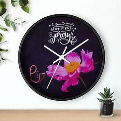 but-first-pray-peony-wall-clock.jpg