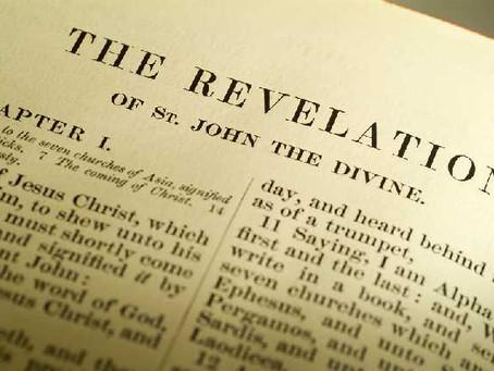 Wednesday Night Study starts Revelation