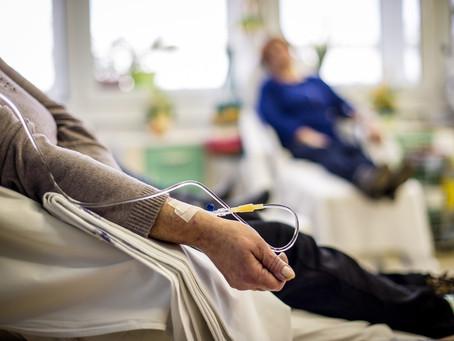 Via de acesso por vídeo reduz o tempo até o início da quimioterapia no pós-operatório de pacientes c