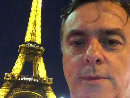 Saindo da Média pelo Mundo: França - Paris