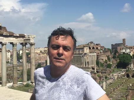 Saindo da Média pelo Mundo: Itália - Roma