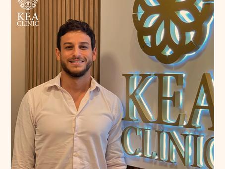 Nova especialidade na KEA: Médico de Família e Geriatra.