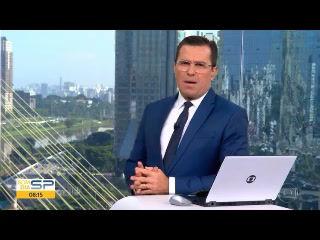 Entrevista para a Globo