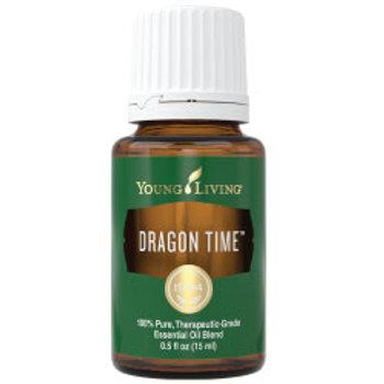 Mistura de óleo essencial Dragon Time YL 15 mL
