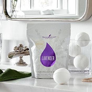Lavender Calming Bath Bombs YL
