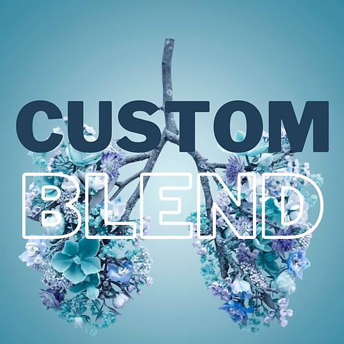 Breathe Again Custom Blend Essential Oil Roller