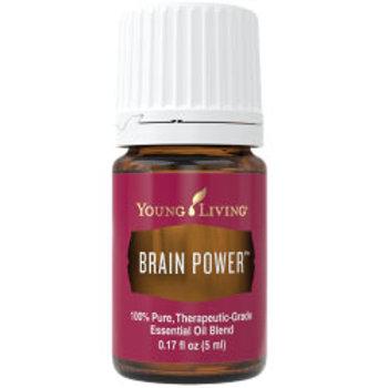 Mélange d'huiles essentielles Brain Power YL 5mL
