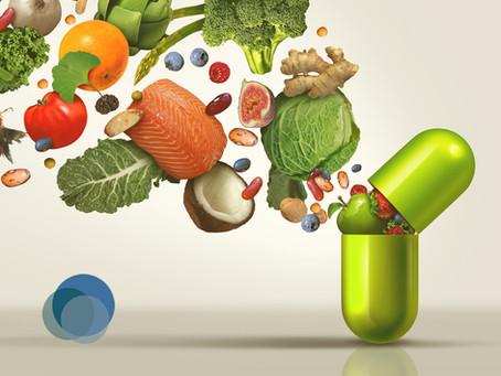 Como equilibrar o organismo com vitaminas