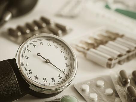 Hipertensão também tem outras causas