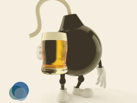 Bebida pode estragar a dieta