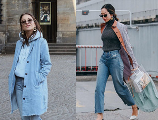 Denim: un must per questa primavera SS18!