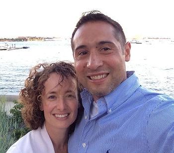 Glenn and Danielle Petruzzi, Casco Bay Church of Christ