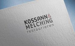 Logo Kossann & Melching restaurieren