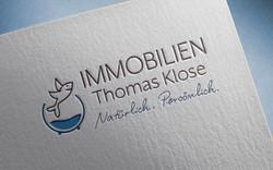 Logo Immobilien Thomas Klose