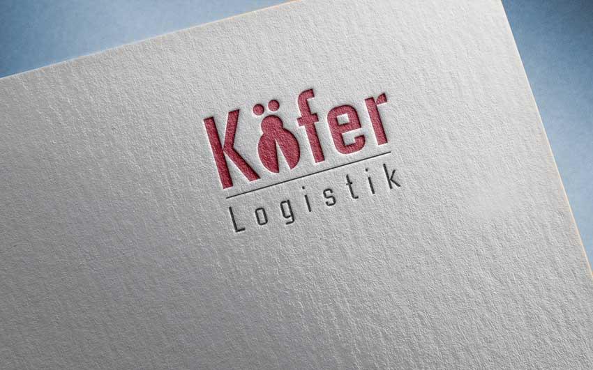 Logo Käfer Logistik