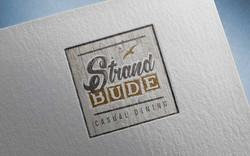 Logo Strandbude