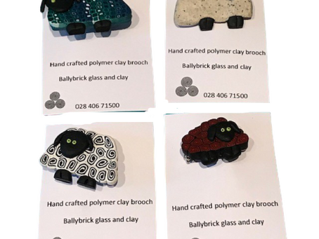 Artist Profile: Frances from Ballybrick Glass and Clay