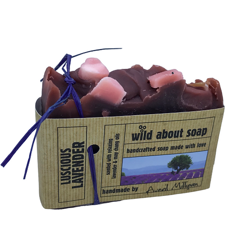 Wild About Soap handmade soap