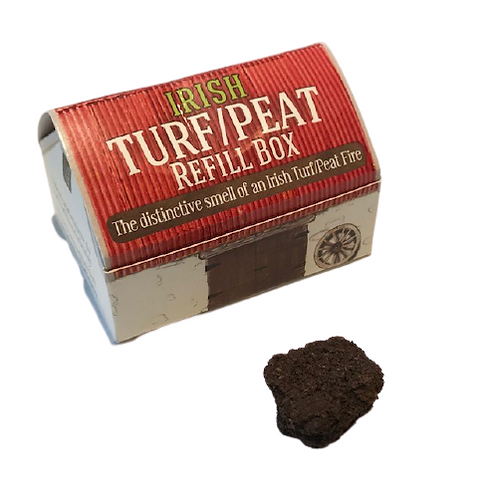 Turf Peat Incense refill pack