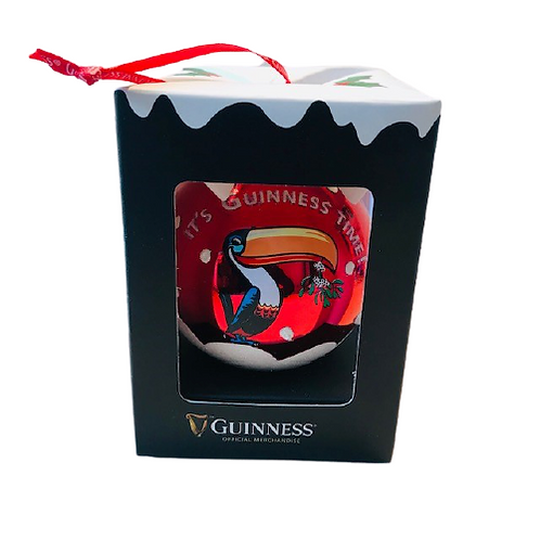 Guinness Christmas Bauble